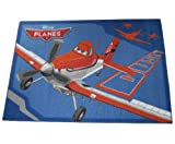 Children's Character Rug - Disney Planes 'Dusty' - 095x133cms (3'2 X 4'4 Approx)