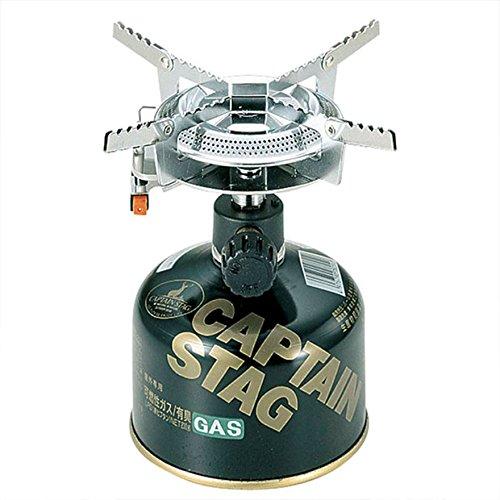 キャプテンスタッグ オーリック 小型ガスバーナーコンロ