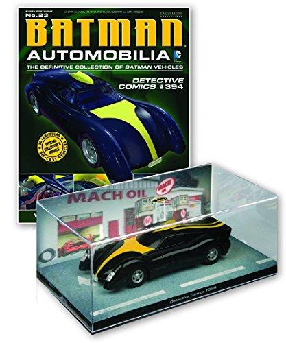 Batman Automobilia Collection Detective Comics #394 Batmobile w/ Magazine #23 - 1