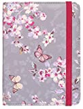 Accessorize Fashion Case Cover with Closing Strap for Amazon Kindle 4 - Blossom/Butterflies