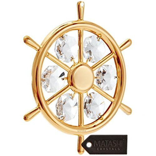 24k-gold-plated-crystal-studded-captains-wheel-ornament-by-matashir