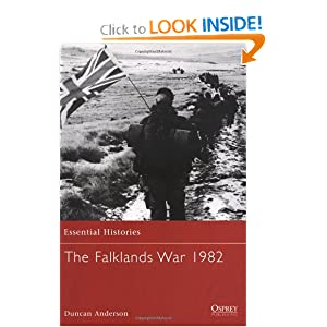 The Falklands War 1982 Duncan Anderson
