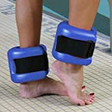 Aqua Fit Ankle Cuffs for Swimming Pool Exercise