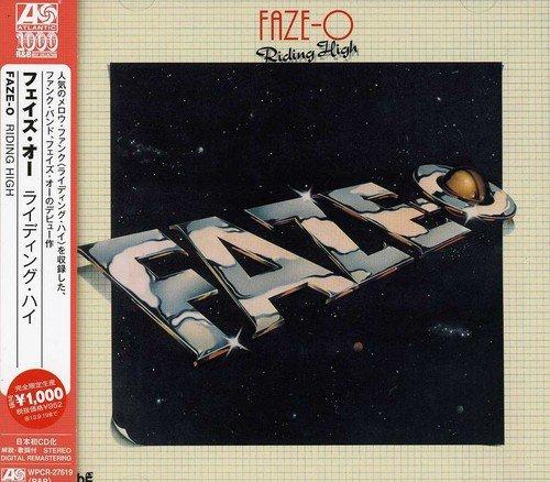 CD : Faze-O - Riding High (Remastered, Japan - Import)