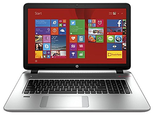 "HP ENVY 17t 17.3"" Quad Edition Laptop - Intel Quad Core i7 procesors, 12GB atmiņa, 1TB cieto disku, Beats Audio, Windows 8.1"