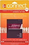 img - for Connect Plus Access Card for Dynamic Business Law book / textbook / text book