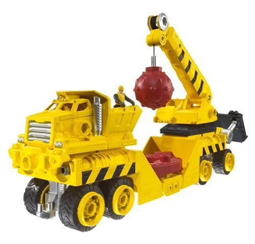 Buy Matchbox Mega Rig Construction