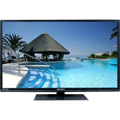 """Orion Electric Co., Ltd - Sansui Accu Sled5015 50"""" 1080P Led-Lcd Tv - 16:9 - Hdtv 1080P - Atsc - 1920 X 1080 - 3 X Hdmi """"Product Category: Televisions/Lcd Tvs"""""""