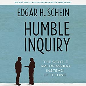 Humble Inquiry Audiobook