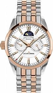Jacques Lemans Liverpool Moonphase 1-1596I Men's Metal Bracelet Watch