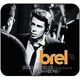 Les 100 Plus Belles Chansons : Jacques Brel (Coffret 5 CD)