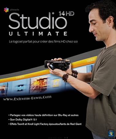 Pinnacle Studio Ultimate - version 14