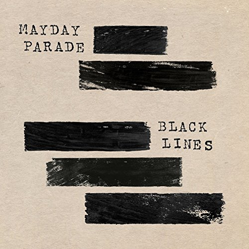 Mayday Parade - Black Lines - Zortam Music