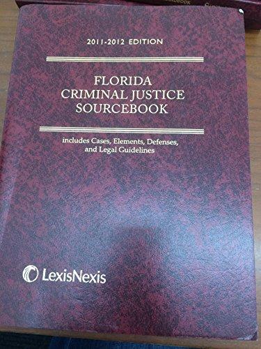 Florida Criminal Justice Sourcebook