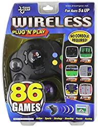 Plug-N-Play Wireless Controller with…