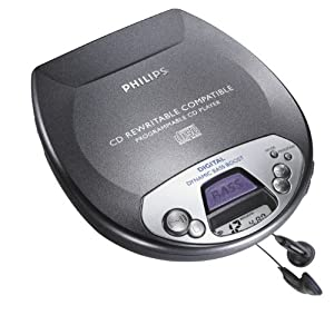 Best portable cd player for car