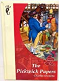 CHARLES DICKENS BOOK - THE PICKWICK PAPERS