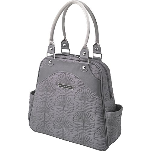 Petunia Pickle Bottom Embossed Satchel, Champ-Elysees Stop