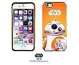 【Star Wars / スターウォーズ】iPhone6 iPhone6s  対応 Star Wars Double Bumper Case【 iPhon6 iphone 6 ケース disney iphone6 アイフォン6 アイフォン6 アイフォン6カバー ディズニー ダースベイダー ストーム・トルーパー BB-8 カイロ・レン】【ip-323】 (iPhone6 iPhone6s, BB-8)