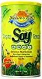 Nature's Life Soy, Super Green, Delicious Vanilla Bean, 1.09 Pound