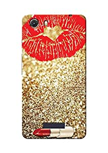 Sowing Happiness Printed Back Cover for Micromax Unite 3 Q372