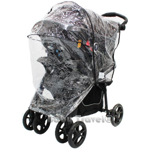 Raincover For Graco Sterling Travel System & Stroller Mode, HEAVY DUTY Design