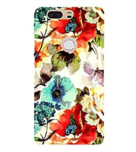 Abstract Painting 3D Hard Polycarbonate Designer Back Case Cover for Huawei P8