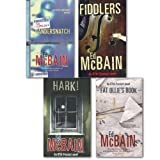 img - for Ed McBain 87th Precint Collection 4 Books Set Pack. (Ed McBain Collection) (Fiddlers, Fat Ollies Book, The Frumious Bandersnatch, Hark!)) book / textbook / text book