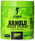 Muscle Pharm Arnold Schwarzenegger Series Iron Pump Pre-Workout Formula, Watermelon, 6.35 Ounce