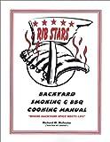 img - for Ribstars Backyard Smoking & BBQ Cookbook book / textbook / text book