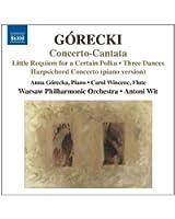Gorecki : Concerto-Cantata
