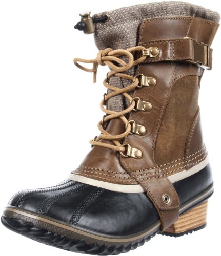 SOREL Women's ConquestTM Carly Short Autumn Bronze 5.5 M US