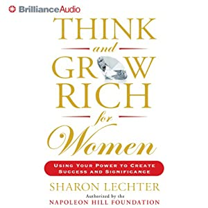 Think and Grow Rich for Women Audiobook