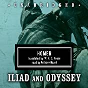 Homer Box Set: Iliad & Odyssey | [Homer, W. H. D. Rouse (translator)]