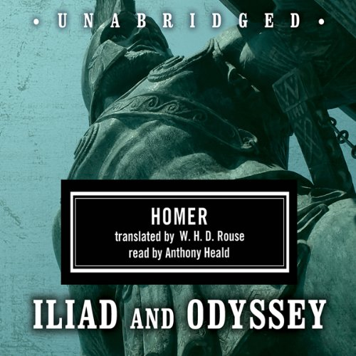 The Odyssey - Homer, W. H. D. Rouse