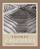 Thomas' Calculus Early Transcendentals Part One (Single Variable, Chs. 1-11) Paperback Version (11th Edition) (0321441982) by Thomas, George B.