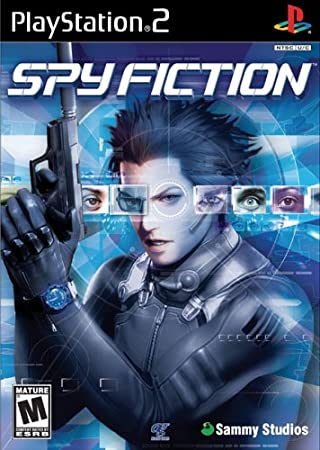 SPY FICTION (PS2)