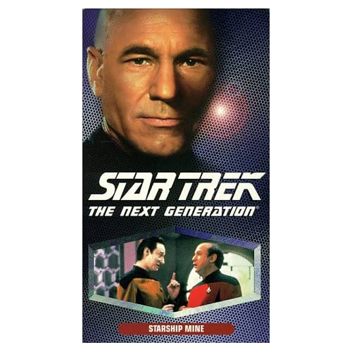 Star Trek - The Next Generation, Episode 144: Starship Mine movie