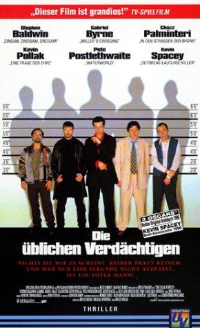 Die üblichen Verdächtigen [VHS]