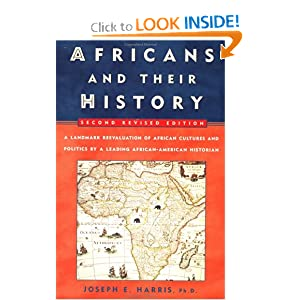 Africans and Their History: Second Revised Edition by Joseph E. Harris