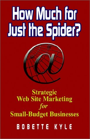 How Much for Just the Spider? Strategic Web Site Marketing for Small-Budget Businesses
