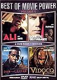 echange, troc Ali / Vidocq / Pour la gloire / L'Intrus - Coffret 4 DVD