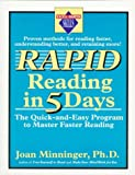 Rapid Reading in Five Days: The Quick-and-Easy Program (Excell-Erated Skills)