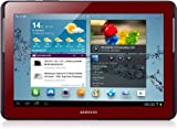 Samsung Galaxy Tab2 10.1 inch Tablet - Garnet Red (16GB, WiFi, Android 4.0)