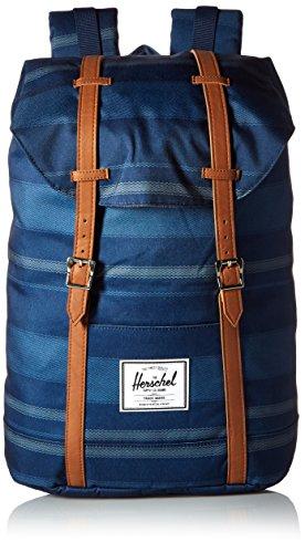 herschel-supply-company-ss16-casual-daypack-zaino-multicolore-navy-fouta-tan-taglia-195-litri