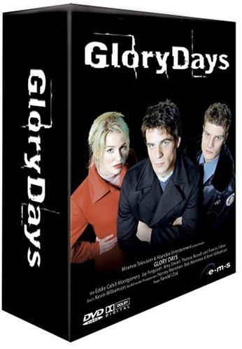 Glory Days - Die komplette Serie (4 DVDs)