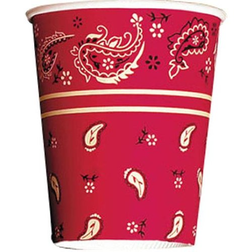 Classic Bandanna - Hot Cold Cups