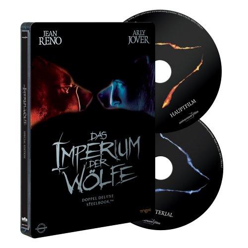 Das Imperium der Wölfe [Deluxe Edition] [2 DVDs]
