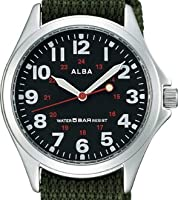 [アルバ]ALBA 腕時計 スポーツウオッチ APBS115 メンズ