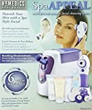 Homedics SpaAPPEAL Microdermabrasion & Facial Cleansing System